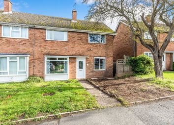 Thumbnail 3 bedroom semi-detached house for sale in Windermere Drive, Warndon, Worcester