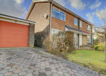 Thumbnail 3 bed semi-detached house for sale in Northumbria Place, Stanley