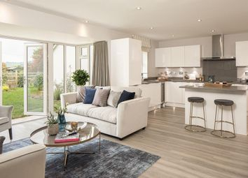 "Thumbnail 5 bed detached house for sale in ""Manning"" at Butcher Park Hill, Tavistock"