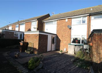 Thumbnail 3 bed end terrace house for sale in Heron Way, Lower Stoke, Kent