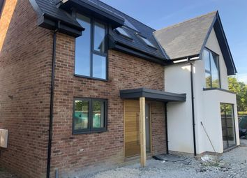 Thumbnail 4 bed detached house to rent in Blandford Avenue, North Oxford