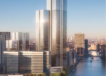 Thumbnail 3 bedroom flat for sale in South Quay Plaza, Marsh Wall, Canary Wharf, London