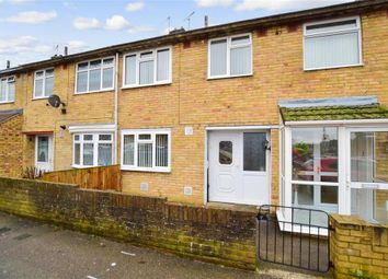 Thumbnail 2 bed terraced house for sale in Yarrow Road, Walderslade, Chatham, Kent