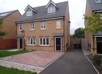 Thumbnail 3 bed semi-detached house for sale in Oak Leaf Drive, Bamber Bridge, Preston