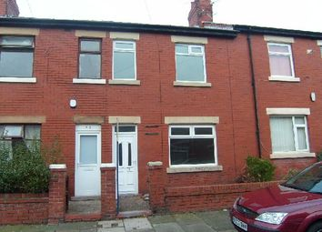 Thumbnail 3 bed terraced house to rent in Sharow Grove, Blackpool