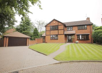 Thumbnail 5 bed detached house for sale in Bryn Lea, Hady Hill, Chesterfield
