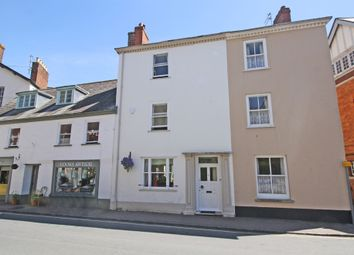 Thumbnail 3 bedroom terraced house for sale in Fore Street, Topsham, Exeter
