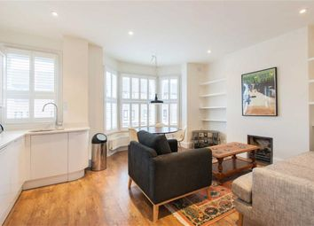 Thumbnail 3 bed flat to rent in Hadyn Park Road, London