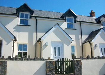 Thumbnail 2 bed terraced house for sale in Plot 2 Hays Lane, Sageston, Tenby, Pembrokeshire.
