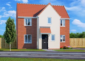 "Thumbnail 3 bed property for sale in ""The Blackthorne"" at Brook Park East Road, Shirebrook, Mansfield"