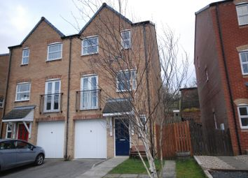 Thumbnail 3 bed town house for sale in Sunset View, Dipton, Stanley