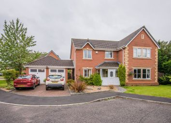Thumbnail 5 bed detached house for sale in Chestnut Grange, Aughton, Ormskirk