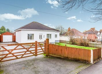 Thumbnail 3 bed bungalow for sale in Darklands Road, Swadlincote