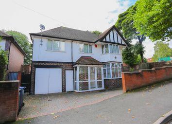 4 bed detached house for sale in Regent Road, Birmingham, West Midlands B21
