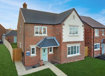 Thumbnail 4 bed detached house for sale in High Street, Eccleshall, Stafford