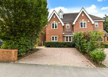 Thumbnail 4 bed semi-detached house for sale in Hatch Lane, Windsor, Berkshire