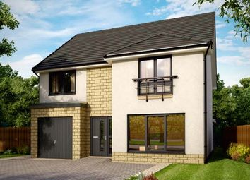 "Thumbnail 4 bed detached house for sale in ""Ivory Garden Room Almondell"" at Ochiltree Drive, Mid Calder, Livingston"