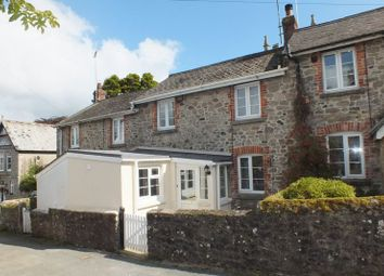 Thumbnail 2 bed terraced house to rent in Belstone, Okehampton