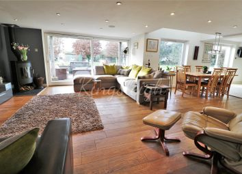 Thumbnail 4 bed detached house for sale in Elm Lane, Copdock, Ipswich, Suffolk