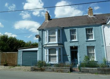 Thumbnail 4 bed semi-detached house for sale in Cnwce, Cilgerran, Cardigan, Pembrokeshire