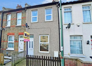 Thumbnail 3 bed terraced house to rent in Howard Road, Dartford