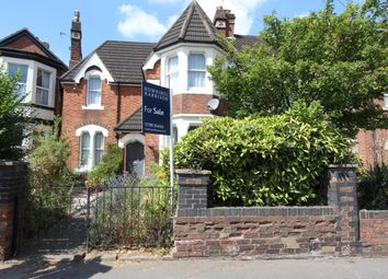 Thumbnail 3 bed town house for sale in Newbold Road, Newbold, Rugby