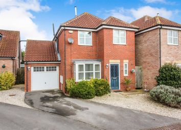 Thumbnail 3 bed detached house for sale in Lea Close, Leven, Beverley