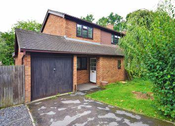 Thumbnail 3 bedroom detached house for sale in Chineham, Basingstoke