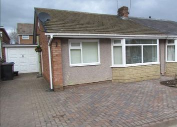 Thumbnail 2 bed bungalow to rent in Grasmere Road, Chester Le Street
