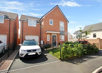 Thumbnail 3 bed detached house for sale in James Grundy Avenue, Trentham Lakes, Stoke-On-Trent
