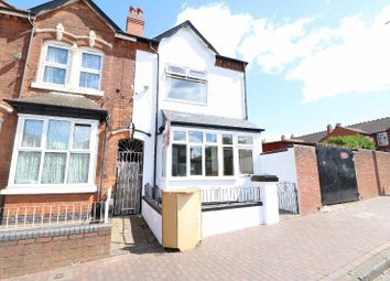 Thumbnail 4 bed terraced house for sale in Rookery Road, Handsworth, West Midlands