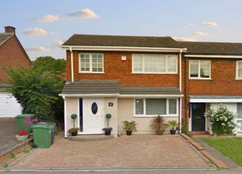 Thumbnail 4 bedroom end terrace house for sale in High Street, London Colney