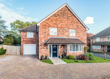 Thumbnail 5 bed detached house for sale in Dearlove Place, Shinfield