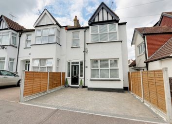 Thumbnail 3 bed end terrace house for sale in Oakleigh Park Drive, Leigh-On-Sea