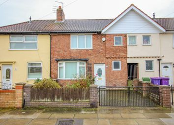 Thumbnail 2 bed terraced house for sale in Hawksmoor Road, Liverpool