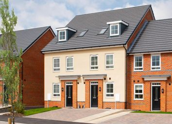 "Thumbnail 4 bedroom end terrace house for sale in ""Helmsley"" at Winnington Avenue, Northwich"