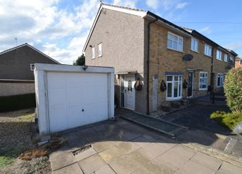 Thumbnail 2 bed semi-detached house for sale in Nursery Road, Thurnby Lodge, Leicester