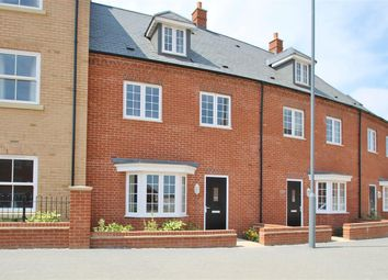 Thumbnail 3 bed town house to rent in Needlepin Way, Buckingham