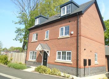 Thumbnail 4 bed detached house for sale in Chandler Close, Manchester