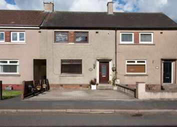 Thumbnail 2 bed terraced house for sale in Sidehead Road, Shotts
