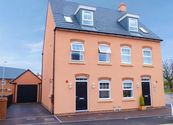 Thumbnail 3 bed semi-detached house for sale in Ternata Drive, Monmouth