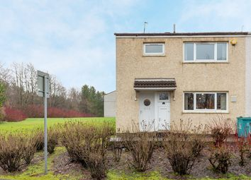 Thumbnail 3 bedroom end terrace house for sale in Maple Road, Cumbernauld, Glasgow