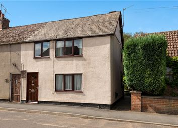 Thumbnail 3 bed end terrace house for sale in Eastgate, Heckington, Lincolnshire