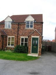 Thumbnail 2 bed semi-detached house to rent in Temple Road, Scunthorpe