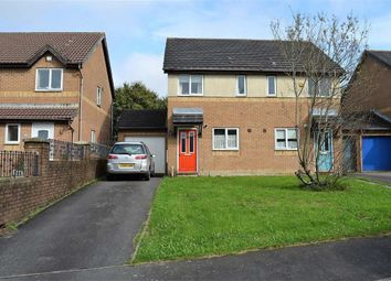 Thumbnail 2 bed semi-detached house for sale in Broadhaven Close, Swansea
