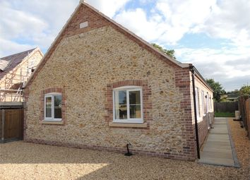 Thumbnail 3 bed detached bungalow for sale in Field Lane, Wretton, King's Lynn
