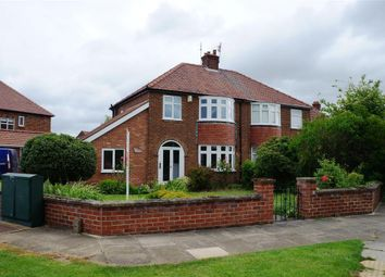 Thumbnail 3 bedroom semi-detached house to rent in Hempland Avenue, York