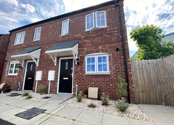 Thumbnail 2 bed semi-detached house for sale in Belle Vue Lane, Blidworth, Mansfield