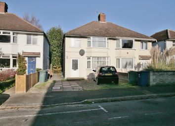Thumbnail 4 bed semi-detached house to rent in Mark Road, Oxford