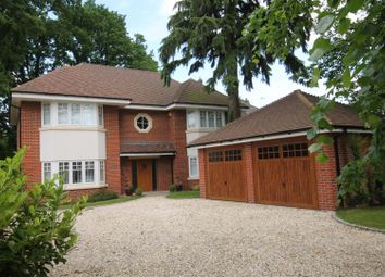 5 bed detached house for sale in Avenue Road, Farnborough GU14
